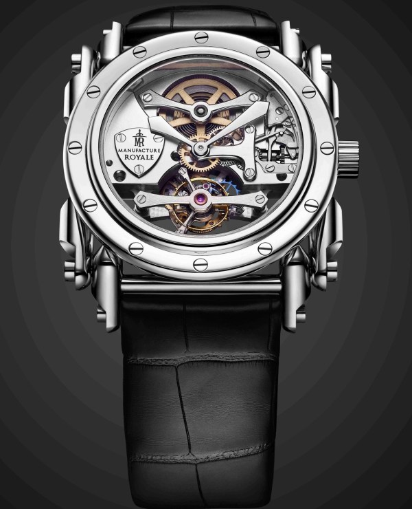 Manufacture Royale Androgyne Pure Inox
