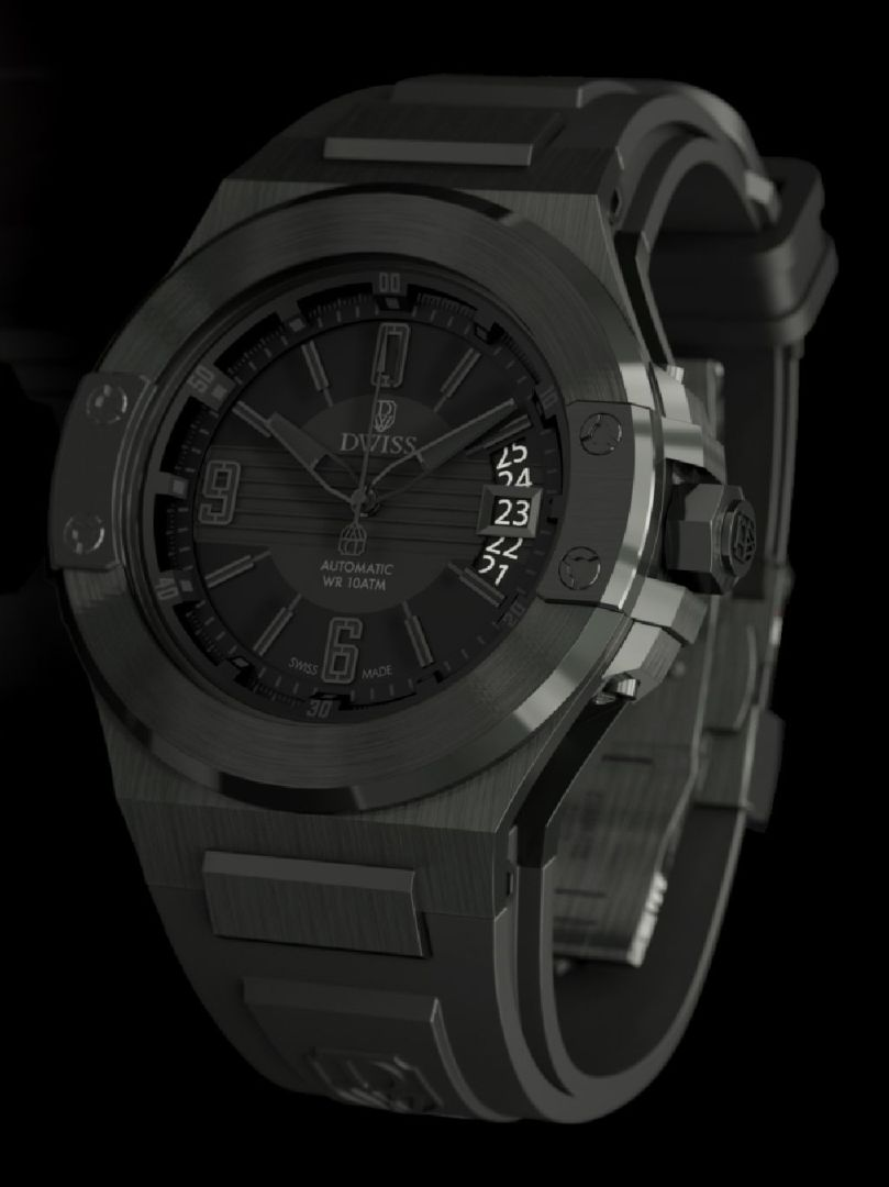 DWISS EMME Automatic watch