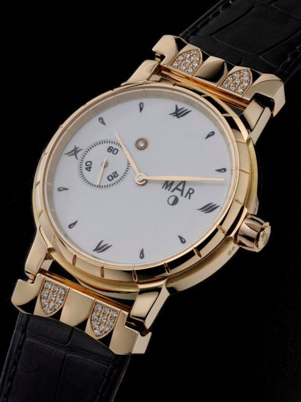 Montres MAR Bacchus Collection 2008, Jewellery Line