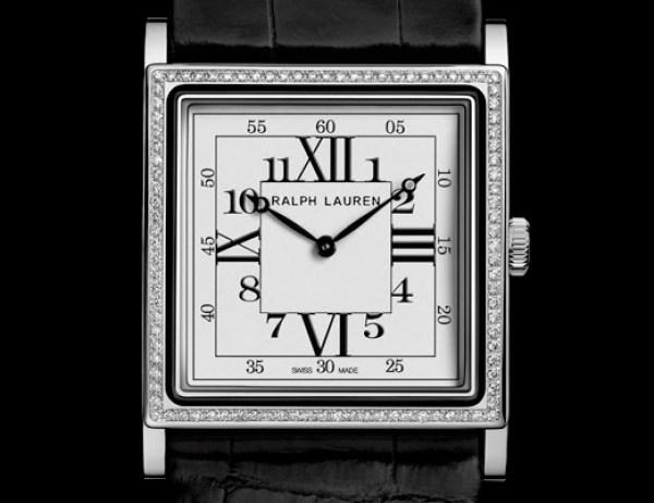 Ralph Lauren Slim Classique watch Collection