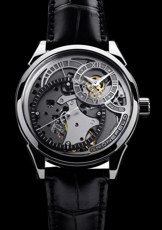 "Gronefeld ""One Hertz Techniek"" Limited Edition watch"