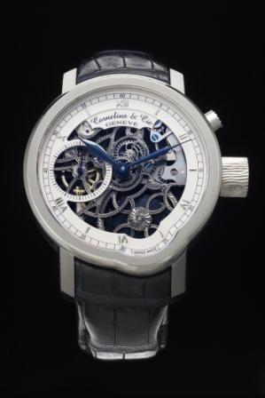 Cornelius & Cie Chronosome 46XY watch