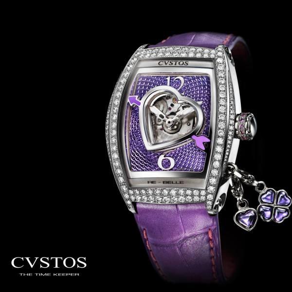 CVSTOS - Re-Belle Lady Charm - Corporate, Cupid & Skull