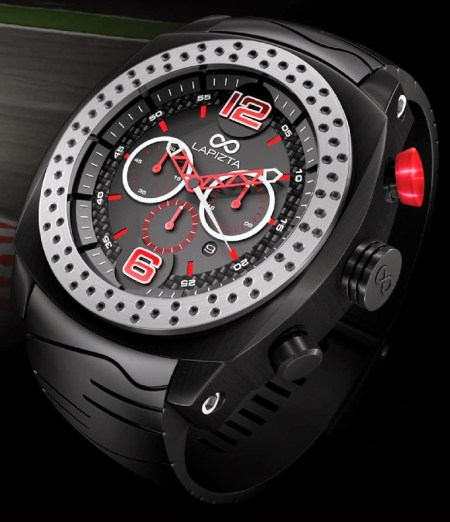 LAPIZTA ACCENTOR (L23 Series) chronograph watch