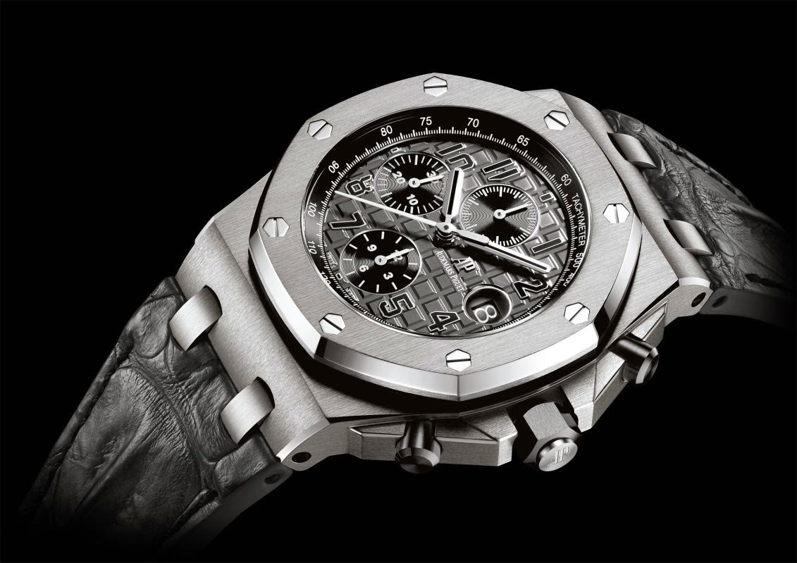 5008f31cec1 Audemars Piguet Royal Oak Offshore Chronograph Collection 42mm