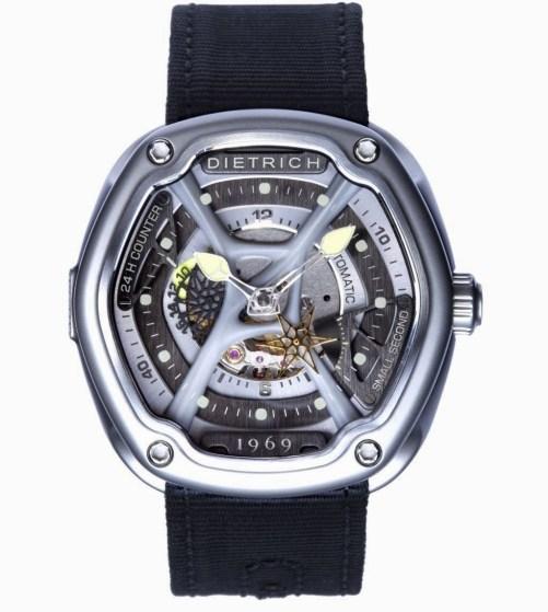 DIETRICH automatic watch