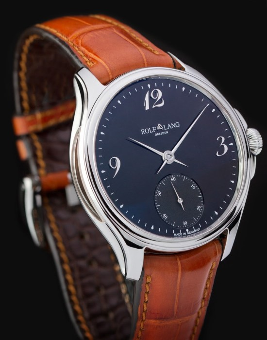 Rolf Lang Design Canaletto watch