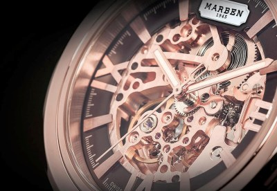 MARBEN Watches Mechaniker Collection