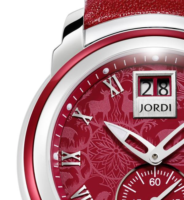 Jordi Lady Icon Red Passion