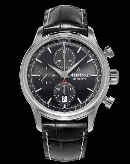 Alpiner Chronograph, Reference: AL-750S4E6