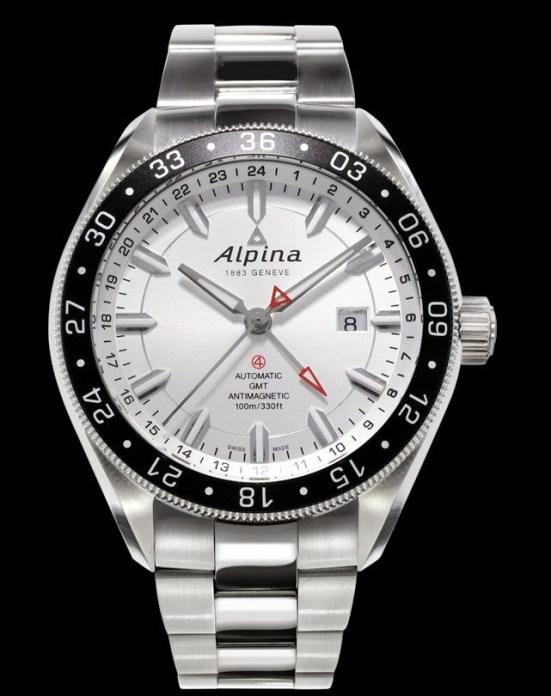 Alpina Alpiner 4 GMT/24H