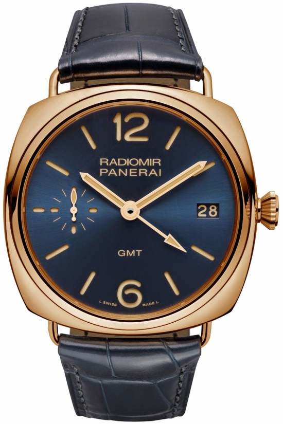 Panerai Radiomir 3 Days GMT Oro Rosso 47mm, Special Edition (PAM00598)