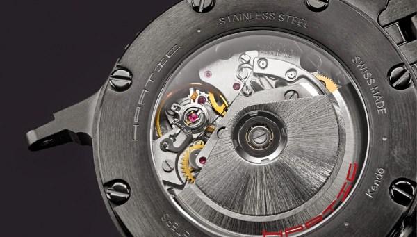 Hartig watch movement
