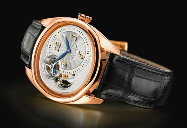 Andreas Strehler Sauterelle watch