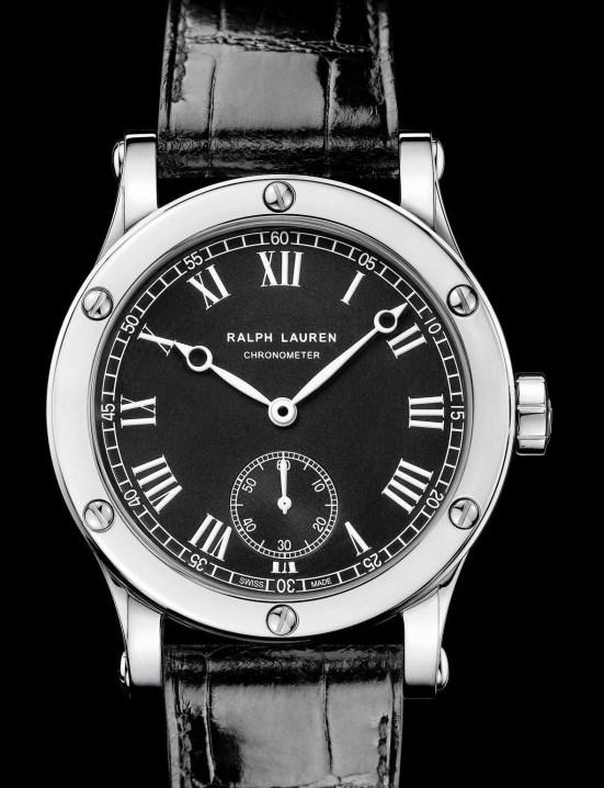Ralph Lauren Sporting 39mm Classic Chronometer watch