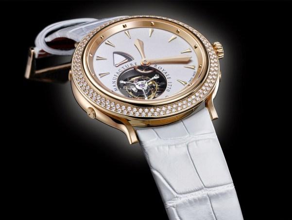 Manufacture Royale 1770 Rose Gold & Diamonds