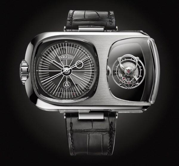 Angelus U10 Tourbillon Lumière limited edition watch