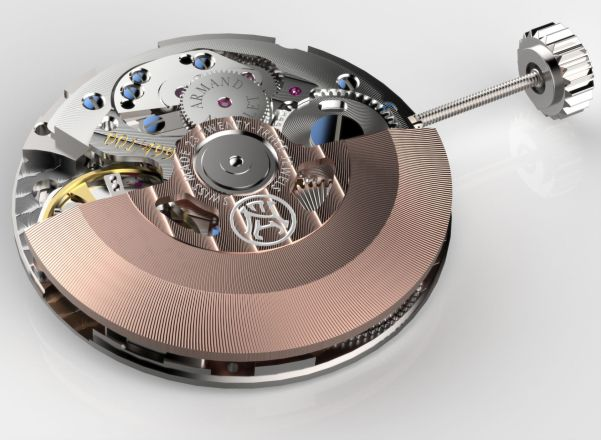 Armand Nicolet O.H.M. L15 Limited Edition watch movement