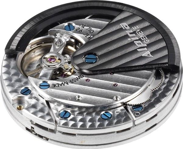 ALPINA - The New Alpiner Manufacture