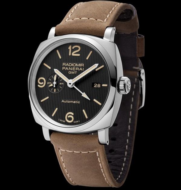 PANERAI PAM00657: RADIOMIR 1940 3 DAYS GMT AUTOMATIC ACCIAIO – 45mm