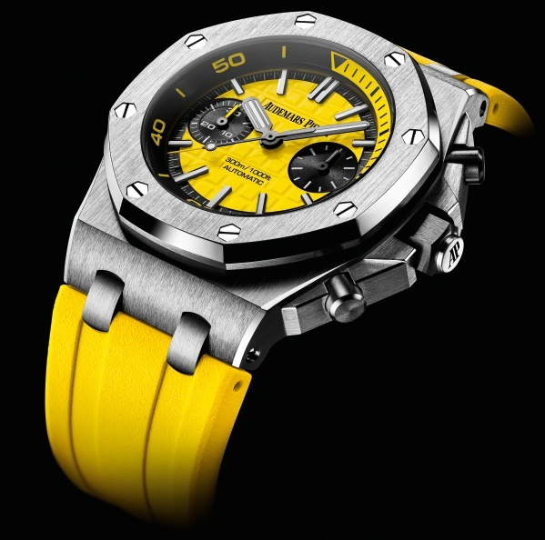 477aedb842f Audemars Piguet Royal Oak Offshore Diver Chronograph