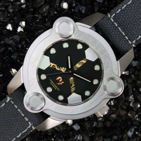 DELTAt NBS watch for divers