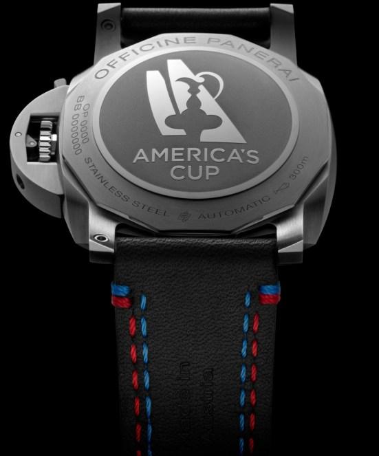 Panerai Luminor Marina 1950 America's Cup 3 Days Automatic Acciaio – 44mm (Reference: PAM00727)
