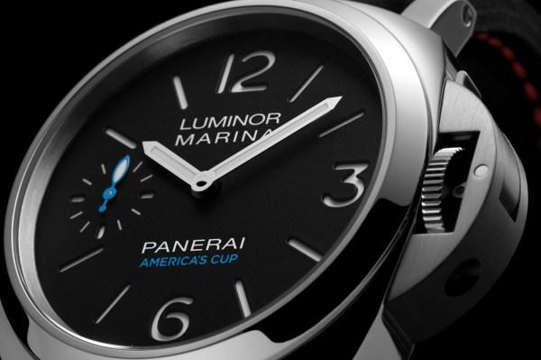 Panerai Luminor Marina Oracle Team USA 8 Days Acciaio – 44mm (Reference: PAM00724)