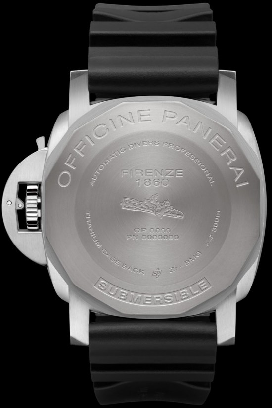 Panerai Luminor Submersible 1950 BMG-TECH™ 3 Days Automatic – 47mm (Reference: PAM00692)