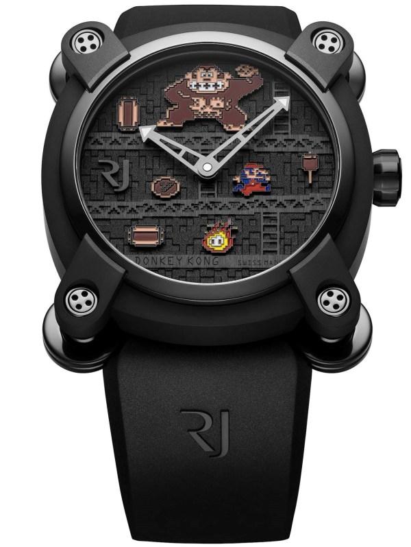 RJ-Romain Jerome Donkey Kong watch