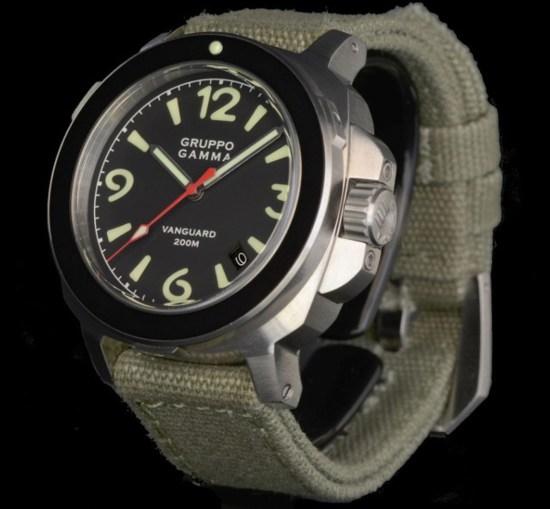 Gruppo Gamma Vanguard Mk IV automatic watch