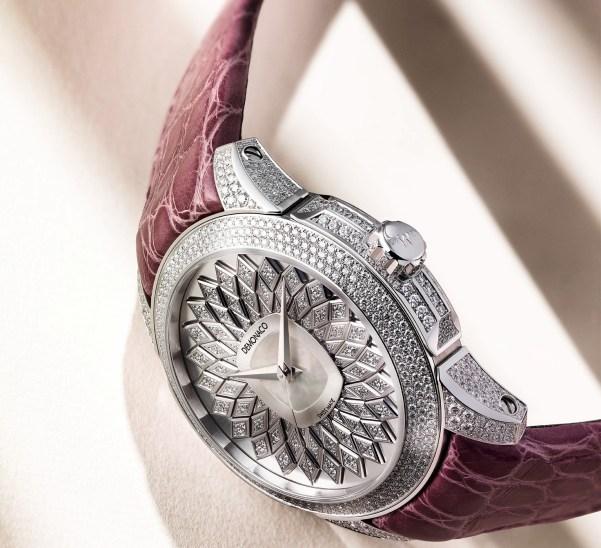 Ateliers deMonaco La Sirène Diamant watch