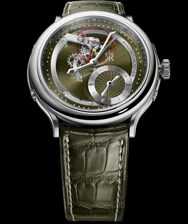 Manufacture Royale 1770 Haute Voltige 'Dragon'