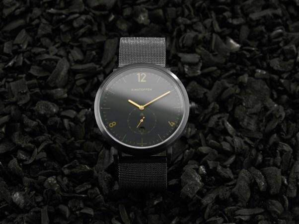 EINSTOFFEN - Swiss Made Wooden Watches