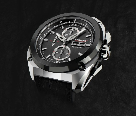 Formex Element Swiss Chronograph Collection
