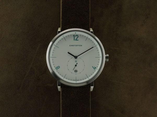 EINSTOFFEN Swiss Made Wooden Watches