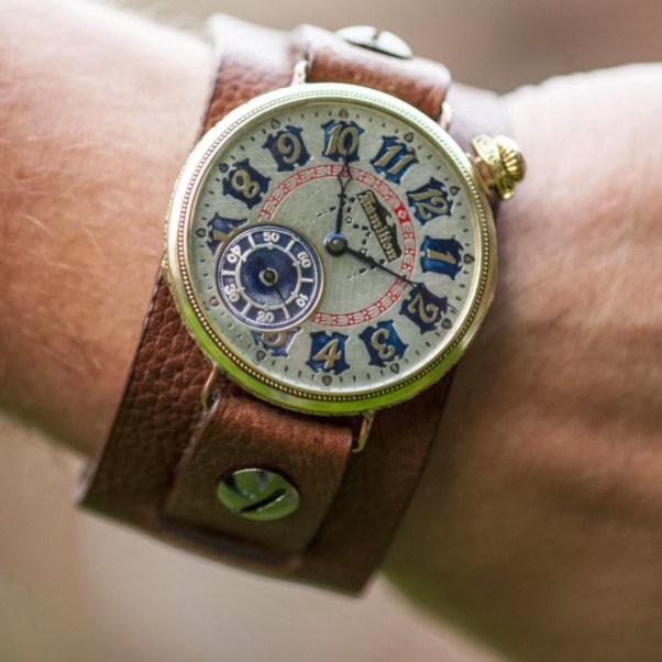 Doughboy Watch Company hamilton
