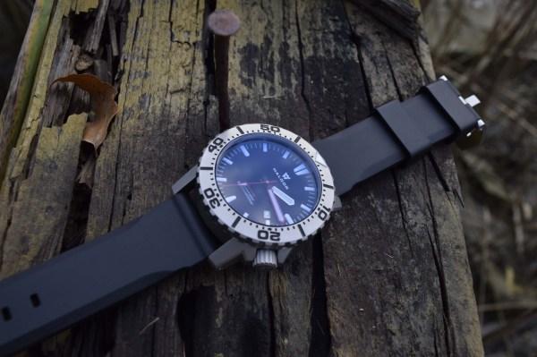 HALDOR Armis Automatic Dive Watch 2000m