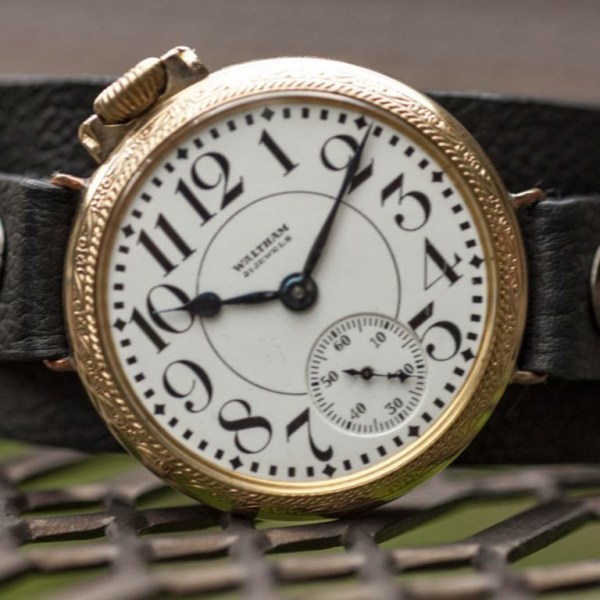 Doughboy Watch Company waltham