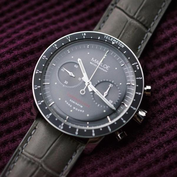 Marloe Watch Company Lomond Chronoscope