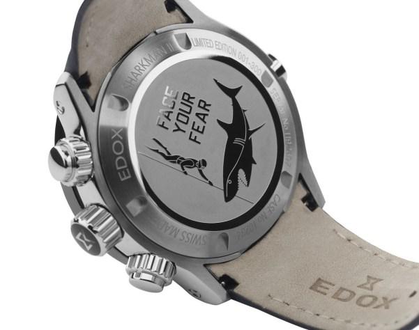 Edox Sharkman II Limited Edition