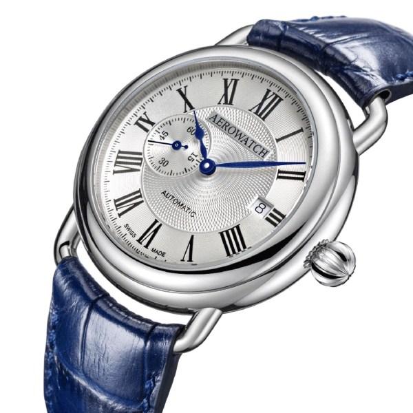 AEROWATCH 1942 Petite Seconde automatic watch