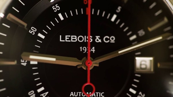 Lebois& Co watches
