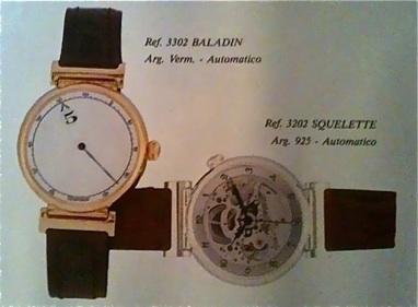 HEBDOMAS BALADIN watch