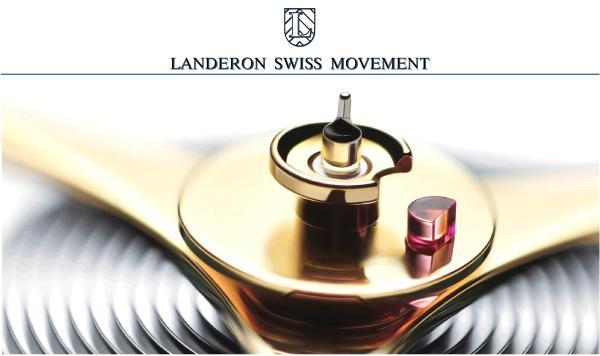Landeron Swiss Movement