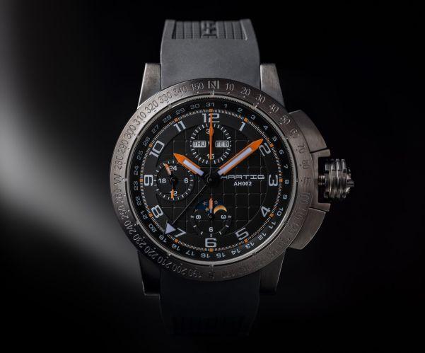 Hartig AH002 automatic chronograph swiss movement