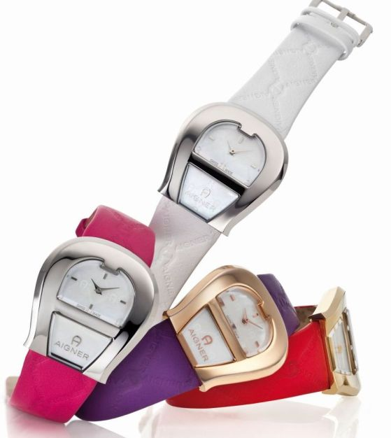 Aigner Timepieces Collection 2011 – Ladies' and Gent's Watches