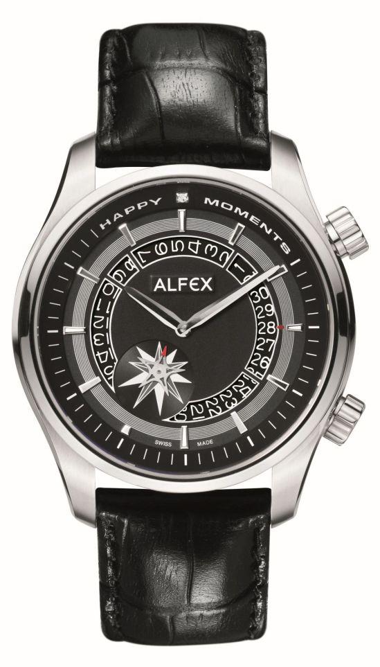 Alfex Big Line Happy Moments Model 5601 watch