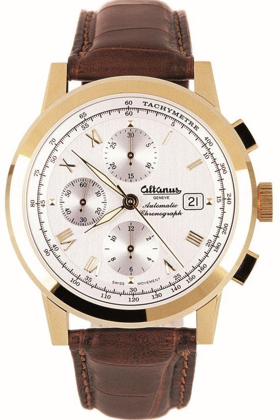 Altanus Master Oro Chronograph - Ref. 7869G