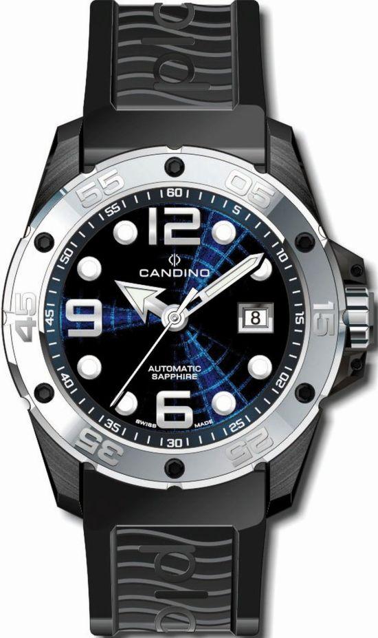 Candino Sport collection PlanetSolar watch Model C4474/4